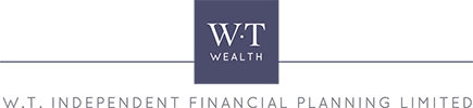 W.T. Independent Financial Planning Logo